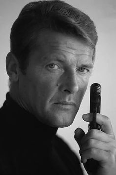 roger moore live and let die | Home > Art > Photography > Black and White Photography