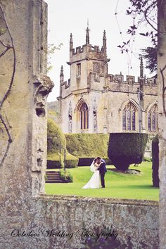 Sudeley Castle is the wedding venue of your DREAMS!