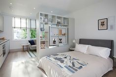 pequeno apartamento elegante