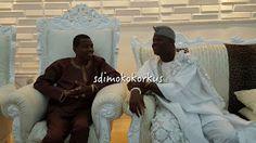 kolly Moore's blog: Pastor Adeboye lo se abewo si  Ooni ti Ife osi gba...