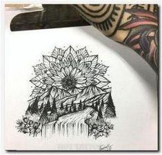 japanese tebori, big forearm tattoos, forearm half sleeve ideas, sleeve tattoos for women ideas, cute girl tatto Mehndi Tattoo, Hawaiianisches Tattoo, Tattoo Fonts, Big Tattoo, Tattoo Girls, Cute Girl Tattoos, Trendy Tattoos, Hand Tattoos, Feather Tattoos