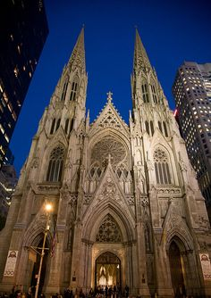 St. Patrick's Cathedral, NYC (June 2012)