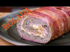Rolada z mięsa mielonego ,pyszna i prosta / Oddaszfartucha - YouTube