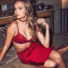 Sometimes your bra needs a night out.   Victoria's Secret
