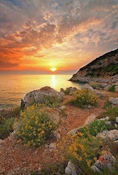 Beautiful Punta Rossa Beach - Italy