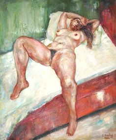 The Red Bed - Gazmend Freitag
