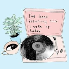 It's Friday never stop dreaming! #dreambig #fridayvibes #hooray #friYAY #fridaymotivation #coffee #daydreaming #recordplayer #pinterest  via FASHION TRENDS on INSTAGRAM -Celebrity  Fashion  Haute Couture  Advertising  Culture  Beauty  Editorial Photography  Magazine Covers  Supermodels  Runway Models