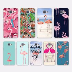 Cheap cover for samsung galaxy, Buy Quality case cover directly from China cover for samsung Suppliers: pink Flamingo Party legend aztec design hard White Case Cover for Samsung Galaxy A5 2016 A5 A7 2017 A8 A9 A3 2016