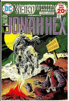 Weird Western 25 - Jonah Hex