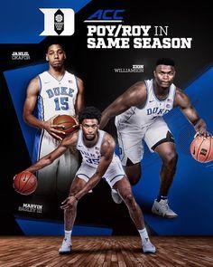 Basketball Funny, Duke Basketball, College Basketball, Marvin Bagley Iii, College Hoops, Duke Blue Devils, Seasons, Sports, Graphics
