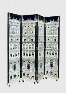 fornasetti folding screen