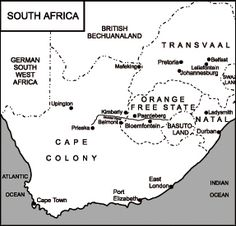 South Africa West Africa, South Africa, Cape Colony, African Life, Free State, King And Country, Cartography, Military History, Ancient Egypt