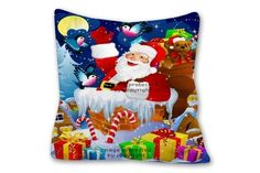 Tis the season for Christmas Pillows. See our Christmas designs at http://www.visionbedding.com/Pillows/Christmas.php