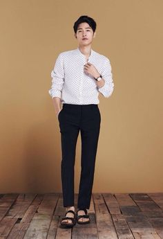 Song Joong Ki Making More Bank As He Models For TOPTEN   Couch Kimchi