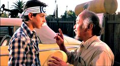"""Everyone has a different get-off-my-lawn moment, a fact that makes them suddenly feel their age. And the entertainment world, with all its unnaturally young-looking senior citizens and overly made-up kids, supplies more than its share of such realizations.Maybe it's the fact that Ralph Macchio, who played Daniel-san in the original """"Karate Kid,"""" is now the same age as Pat Morita was when he played"""