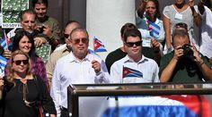 La familia Castro, menos Mariela, guarda silencio sobre el suicidio de 'Fidelito' http://www.14ymedio.com/nacional/Castro-Mariela-silencio-suicidio-Fidelito_0_2376362344.html?utm_content=buffer5ca0c&utm_medium=social&utm_source=pinterest.com&utm_campaign=buffer