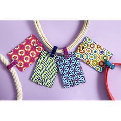 Aureate Expressions Boutique - Jonathan Adler Luggage Tags