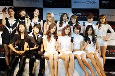 SNSD Girls Generation Fx Chocolate Love LG