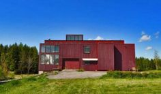 The Dotson House by Richard Meier, 1966