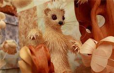 sergei-cree-de-magnifiques-sculptures-en-bois-danimaux-super-realiste11