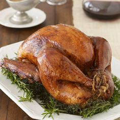 Whether it's your first time making turkey or you're looking for a new recipe to try this Thanksgiving, here's a collection of our favorite holiday turkey recipes.