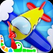 Build and Play 3D - Planes, Trains, Robots and More By Croco Studio