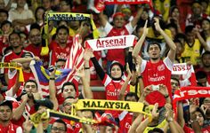 Arsenal to have pre-season friendly in Malaysia for 2nd season running. July 24, 2012. Save the date, Malaysian Gooners.