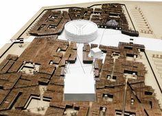 model-Fed-Council-access2.gif Memorial Architecture, Architectural Models, Urban, Sketch, Design, Sketch Drawing, Sketches, Tekenen, Architecture Models