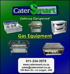 catering equipment for sale in south africa - Google Search