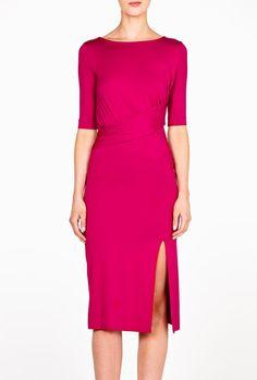 Pink Sihu Dress - Lyst