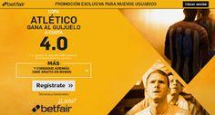 el forero jrvm y todos los bonos de deportes: betfair supercuota 4 Atletico gana Guijuelo Copa 3...