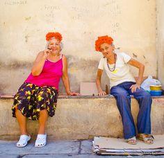 Havana cigar ladies