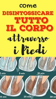 How to detoxify the whole body through the feet- Come disintossicare tutto il corpo attraverso i piedi How to detoxify the whole body through the feet - Herbal Remedies, Health Remedies, Natural Remedies, Wellness Tips, Health And Wellness, Health Fitness, Sr1, Kim Jisoo, Body Organs