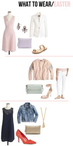 jillgg's good life (for less) | a style blog: what to wear: Easter 2015!