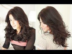 very easy curls