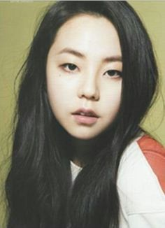 Ahn So Hee monolid makeup