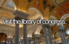 Visit the Library of Congress