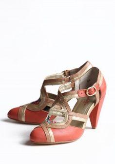 #dreamwedding #ruchebridal  Love these shoes! Alternatives to cowboy boots? @Kat Abraham