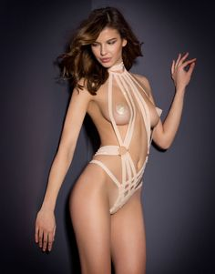 New In by Agent Provocateur - Judy Playsuit