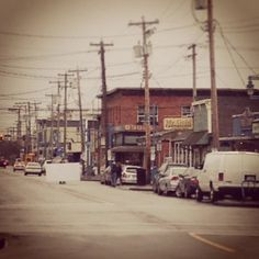 """Steveston BC also known as Storybrooke from """"Once Upon a Time..."""" series #OUAT #Steveston"""