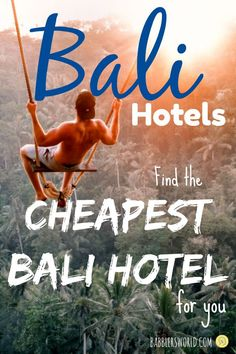 Bali Hotels are very cheap. Book Bali villas and resort on the beach and enjoy the best in your Bali trip. You can find a Bali villas for as low as 70 USD. Bali Accommodation, Bali Baby, Bucket List Before I Die, Plan My Trip, Cheap Holiday, Packing List For Travel, Luxury Holidays, Bali Travel, Ubud