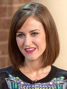 Katherine Kelly shows off drastic new haircut - CelebsNow Pixie Hairstyles, Celebrity Hairstyles, Cut Her Hair, Hair Cuts, Kelly Cut, Helen Flanagan, Katherine Kelly, Long Hair Extensions, New Haircuts