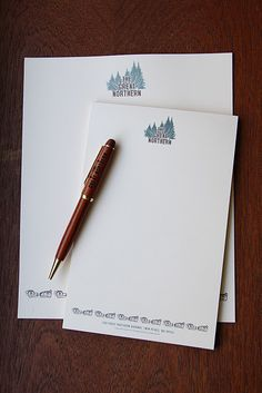 The Great Northern Hotel Stationary