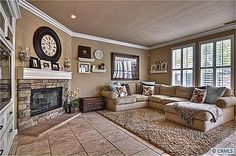 dream living room... of course my mom would have to make me some AWESOME curtains!!!!:)
