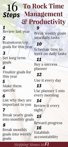 18 Steps to Improve Your Time Management and Productivity Skills - business management Time Management Tools, Effective Time Management, Time Management Strategies, Project Management, Wealth Management, Time Management Quotes, Importance Of Time Management, Productivity Hacks, How To Stop Procrastinating