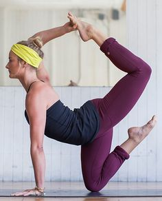 Yoga, stretch, strong body