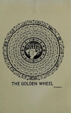the-two-germanys: The Golden Wheel. Manual of Cartomancy & Occult Divination Grand Orient London: William Rider & Son, Ltd. Illustrations Harry Potter, Esoteric Art, Magic Symbols, Occult Art, Fortune Telling, Palmistry, Book Of Shadows, Sacred Geometry, Magick