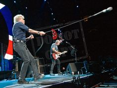 The Who at American Airlines Center in Dallas, TX 5/2/15