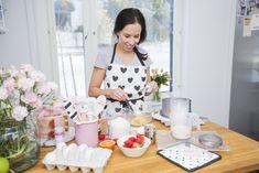 Valmistaudu Juhliin - Annin vinkit juhlajärjestelyihin! Menu, Cooking Recipes, Baking, Buffets, Food Food, Graduation, Party Ideas, Menu Board Design, Chef Recipes