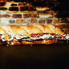 Short on time but need a amazing #lunch? Grab a hot or cold sub at #PapaDan's today! Visit>